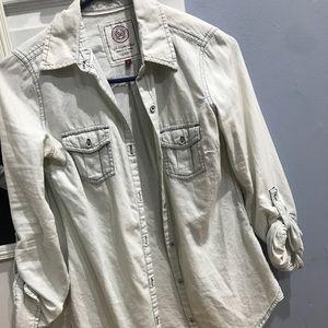 Tops - Light denim shirt